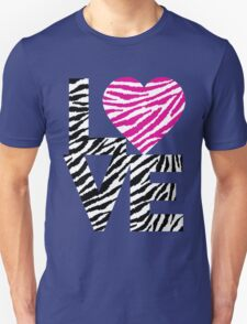 Animal Love Unisex T-Shirt