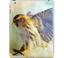 Flight I (All proceeds donated to Cancer Research) iPad Case/Skin
