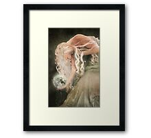 Sister Moon Framed Print