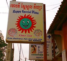 Happy Special Pizza by Trishy