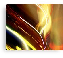 Funky Lights Metal Print