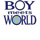 Boy meets world by laperalimonera8