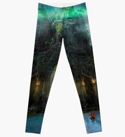 The Jade Gates Leggings