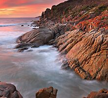 Whisky Bay, Wilsons Promontory, Victoria, Australia by Michael Boniwell