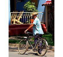 Vinales Local (Cuba) Photographic Print