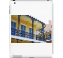 Colonial Charm iPad Case/Skin