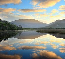 Tidal River Awakens, Wilsons Promontory, Victoria, Australia by Michael Boniwell