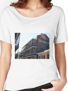 French Quarter Balconies Women's Relaxed Fit T-Shirt