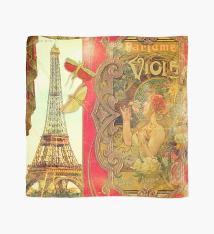 The Crickets of Paris Scarf