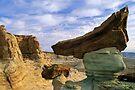Triangular Rock by Inge Johnsson