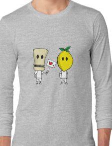 Lemon Love Long Sleeve T-Shirt