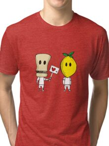 Lemon Love Tri-blend T-Shirt