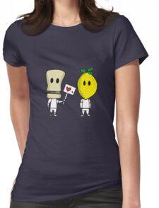 Lemon Love Womens Fitted T-Shirt