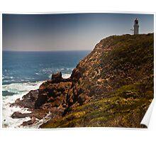 Cape Schanck  Lighthouse. Poster