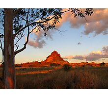 Cloncurry Pyramid - Queensland Photographic Print