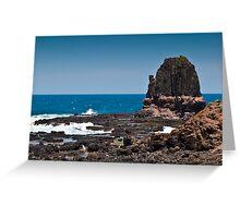 Pillar  of  Rock Greeting Card