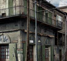 New Orleans Old-Absinthe House on Bourbon Street Circa 1903 Sticker