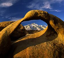 Mobius Arch #6 by Inge Johnsson