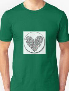 keith haring heart T-Shirt