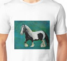 Gypsy Vanner Paint Unisex T-Shirt