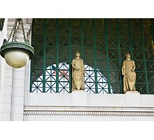 Union Station in Attention Photographic Print