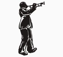 New York Boogie Nights Trumpet Kids Tee