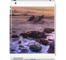 Easdale island iPad Case/Skin