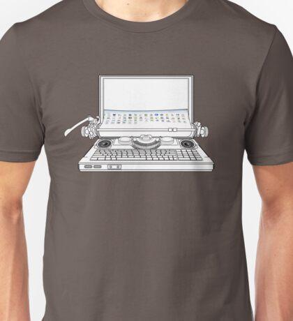 LAPWRITER Unisex T-Shirt