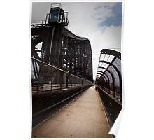 Sydney Harbour Bridge Walkway Poster