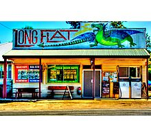Long Flat - NSW - AUSTRALIA Photographic Print