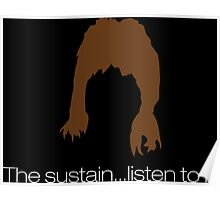 The Sustain Poster