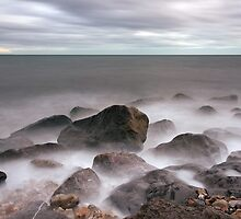Lyme Bay by cieniu1