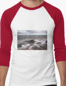 Lyme Bay Men's Baseball ¾ T-Shirt