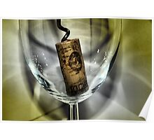 Cork It Poster