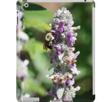 Abuzz about nectar! iPad Case/Skin