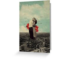 NeverForever  Greeting Card