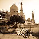 Taj Boys by liamcarroll