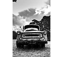 Timber Truck Photographic Print