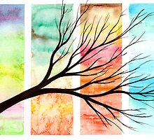 Four Seasons in One Day by klbailey
