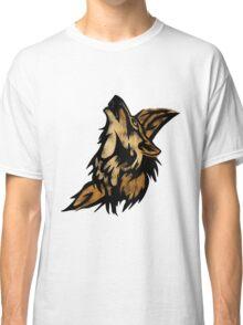 Wolf Tattoo Classic T-Shirt