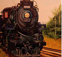 Evening CP Engine 1201 by HarmonyGallery