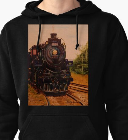 Evening CP Engine 1201 Pullover Hoodie