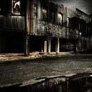 The Carpark by Matthew Jones