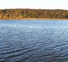 Stradbroke Island - Brown Lake by Michael Dearden