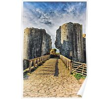 Castle Crossing Poster