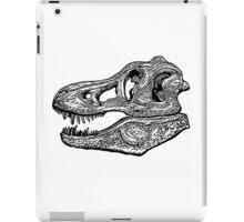 T-Rex Skull  iPad Case/Skin