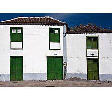 Santiago del Teide Photographic Print