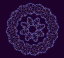 Simplicity in purple by Britta Döll