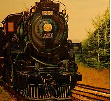 Morning CP Engine 1201 by HarmonyGallery