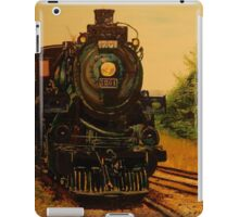 Morning CP Engine 1201 iPad Case/Skin